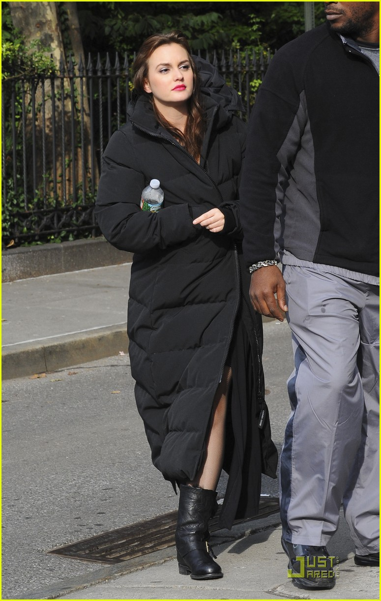 leighton meester cuffed  11